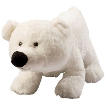 Picture of FREDDY THE POLAR BEAR LARGE in White