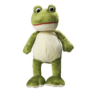 Picture of RAPHAEL FROG PLUSH SOFT TOY