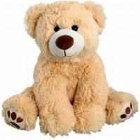 Picture of RALLE LARGE TEDDY BEAR in Light Brown
