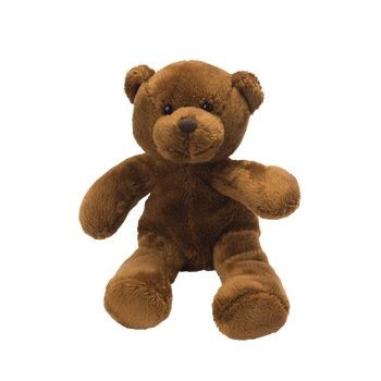 Picture of BEN DRESS UP TEDDY BEAR in Brown