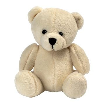 Picture of BIANKA TEDDY BEAR in White