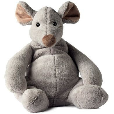 Picture of MIRJA THE TUBBY MOUSE in Grey