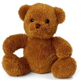 Picture of MARCO THE LITTLE TEDDY in Brown