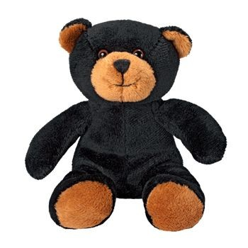 Picture of FINN DRESS UP TEDDY in Black