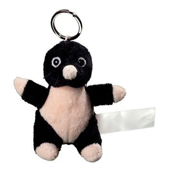 Picture of MOLE PLUSH KEYRING