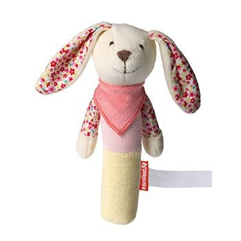 Picture of RABBIT GRAB TOY with Squeaker