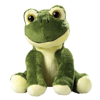 Picture of ARWIN FROG SOFT TOY ANIMAL
