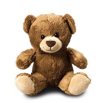 Picture of MORITZ DARK BROWN TEDDY BEAR