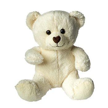 Picture of SASKIA CREAM TEDDY BEAR