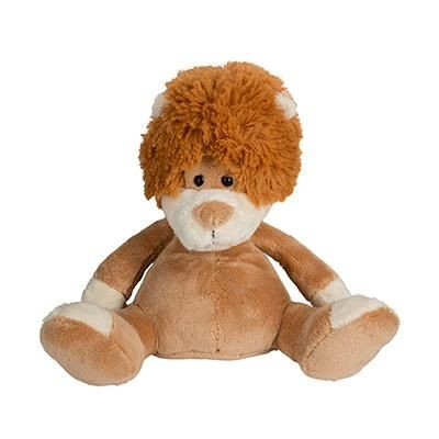 Picture of ALFRED LION CHILLY FRIENDS SOFT TOY