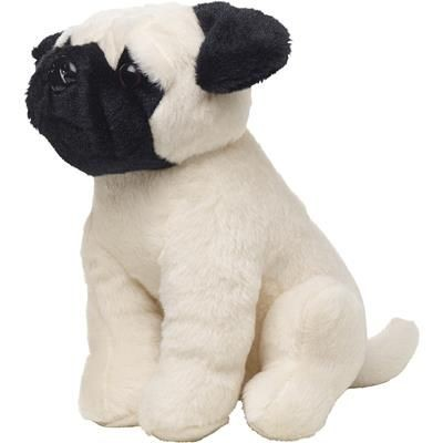 Picture of BIRGIT PUG DOG PLUSH TOY