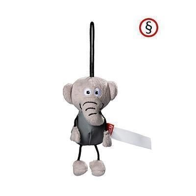 Picture of REFLECTIVE ELEPHANT ANIMAL TOY