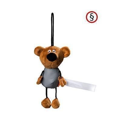 Picture of REFLECTIVE BEAR ANIMAL TOY