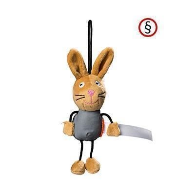 Picture of REFLECTIVE RABBIT ANIMAL TOY
