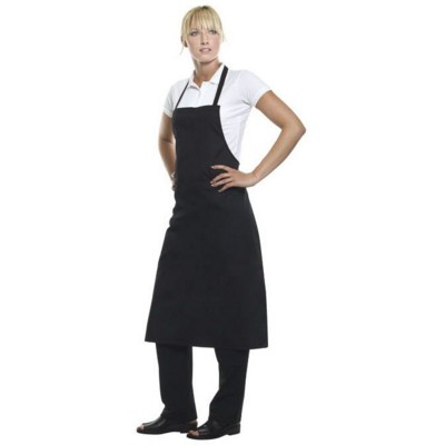 Picture of BASIC BIB APRON in Black