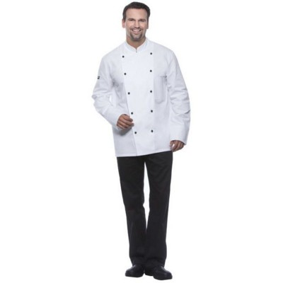 THOMAS CHEF JACKET in White