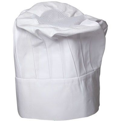 Picture of JAMIE CHEF HAT in White