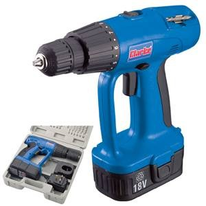 Picture of CLARKE 18 VOLT CORDLESS DRILL DRIVER