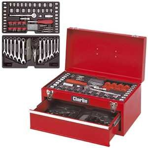 Picture of CLARKE 193 PIECE TOOL SET & CHEST