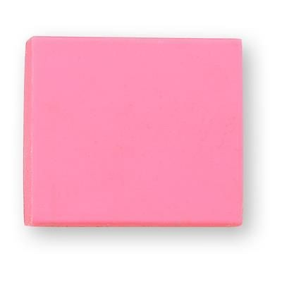 Picture of TPR E4 SOLID ERASER in Pink