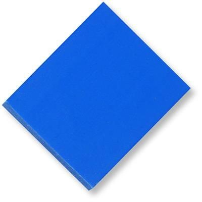Picture of TPR E4 SOLID ERASER in Blue