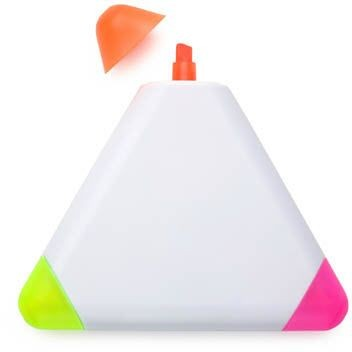 Picture of TRISTAR TRIANGULAR SHAPE HIGHLIGHTER