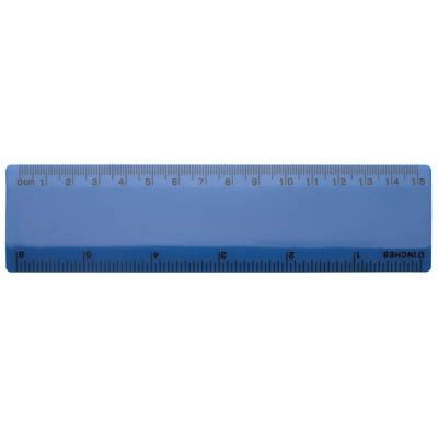 Picture of BG RULER in Blue