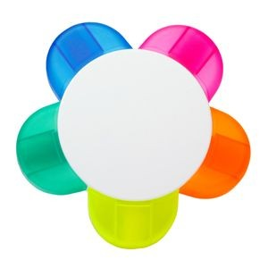 Picture of FLEUR ATTRACTIVE FLOWER SHAPE HIGHLIGHTER