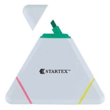 Picture of STARTEX TRIANGULAR SHAPE HIGHLIGHTER