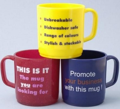 Picture of PLASTIC STACKABLE MUG