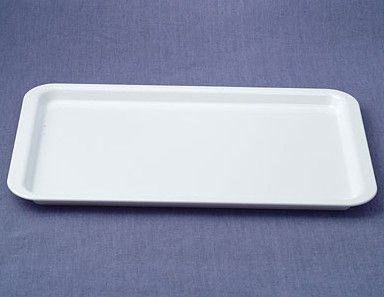 Picture of PLASTIC TRAY in White