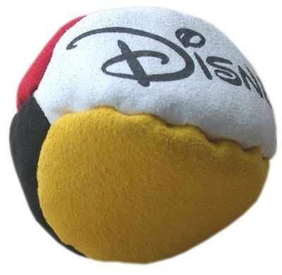 Picture of 4 PANEL SUEDE FOOTBAG HACKY SACK