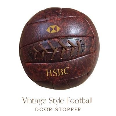 Picture of FOOTBALL DOOR STOP