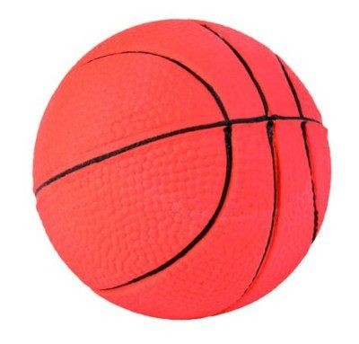 Picture of BASKETBALL RUBBER BALL