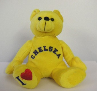 Picture of BEANIE TEDDY BEAR SOFT TOY