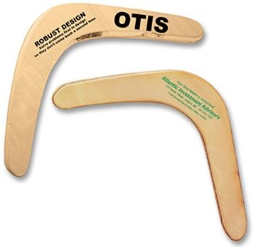 Picture of WOOD BOOMERANG