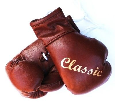 Picture of MINI LEATHER BOXING GLOVES