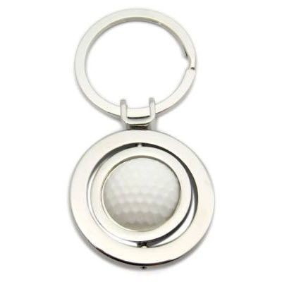 Picture of GOLF BALL KEYRING CHAIN