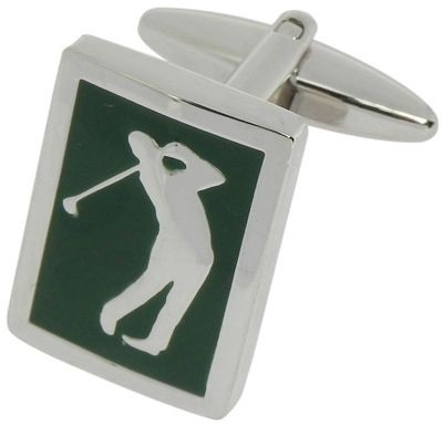 Picture of GOLF CUFF LINKS