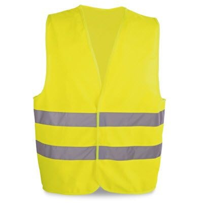 Picture of HI VIS VEST in Yellow