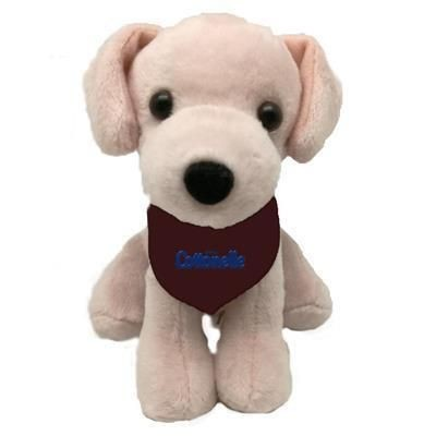Picture of LABRADOR PUPPY SOFT TOY
