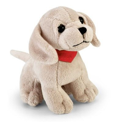 Picture of PLUSH DOG LABRADOR in Brown