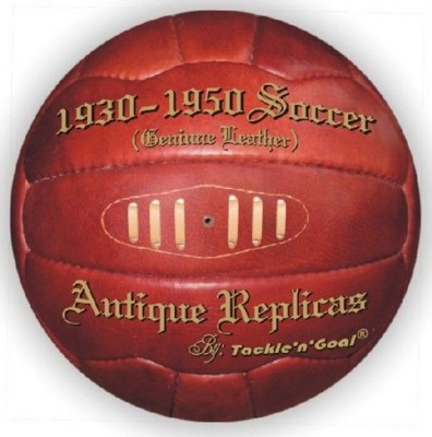 Picture of RETRO LEATHER FOOTBALL BALL