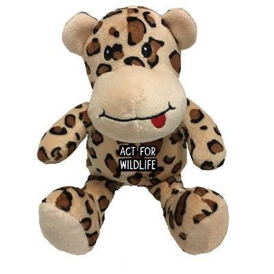 Picture of LEOPARD SOFT TOY