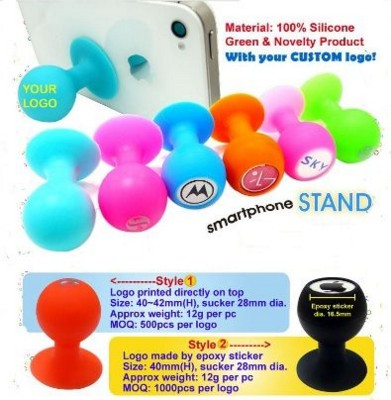 Picture of SILICON MOBILE PHONE STAND