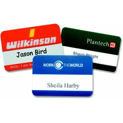 Picture of CORPORATE NAME BADGE