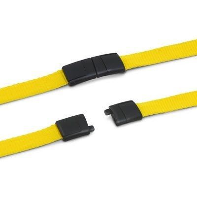 Picture of PLAIN LANYARD with Plastic J Clip