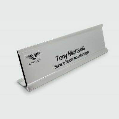 Picture of NAMEPLATE