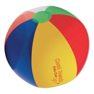 Picture of MULTI COLOUR BEACH BALL