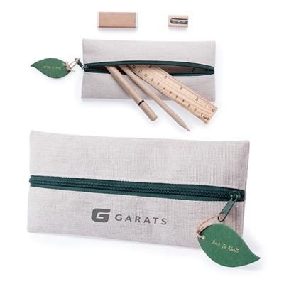 Picture of LEAF STATIONERY SET